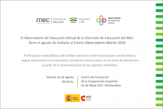Observatorio de Educacion Virtual